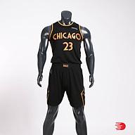 Bộ quần áo bóng rổ Delo Chicago BULLS City Edition - Hàng In thumbnail