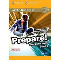 Cambridge English Prepare Level 1 Student s Book thumbnail