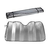 Che chống nắng phản quang ô tô gấp gọn nhỏ kích thước 125 x 60cm thumbnail