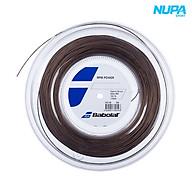 Dây Đan Vợt Tennis Babolat RPM Power - Electric Brown - 17 thumbnail