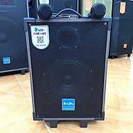 Loa kéo bass 2 tấc giá rẻ AZ8 2 míc hàng chính hãng thumbnail