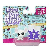 Đôi bạn chuột và heo Guinea LITTLEST PET SHOP E0949 B9389 thumbnail