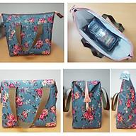 Túi giữ nhiệt đựng hộp cơm văn phòng đa chức năng - Túi cao cấp thumbnail