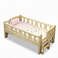 Giường ngủ gỗ cho bé thumbnail