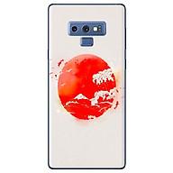 Ô p Lưng Dành Cho Samsung Galaxy Note 9 - Mặt Trời Đỏ thumbnail