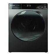 Máy giặt Sharp Inverter 9.5 Kg ES-FK954SV-G - Hàng chính hãng (Chỉ giao HCM) thumbnail