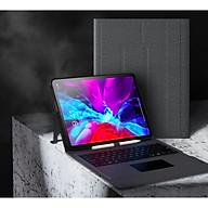 Bao da iPad Pro 11 inch 2020 kèm bàn phím bluetooth có bàn di chuột Magic Keyboard TouchPad chính hãng Benks thumbnail