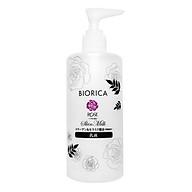 Sữa Dưỡng Da Giữ Ẩm Chiết Xuất Hoa Hồng Biorica Rose Skin Milk (300ml) thumbnail