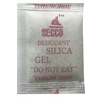 Gói hút ẩm máy ảnh Silica gel loại 2gr (1kg) - Hàng chính hãng thumbnail