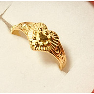 Combo Nhẫn Nữ Mạ Vàng 18K, Phong Cách Hàn Quốc, Thiết kế mảnh, Size Nhẫn 18, Kèm hộp đựng lót Nỉ sang trọng. thumbnail