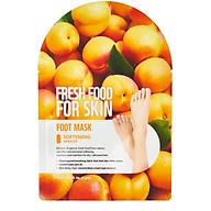 Mặt nạ dưỡng da chân Fresh Food For Skin thumbnail