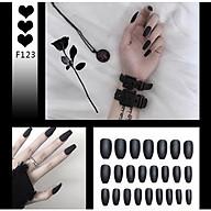 Bộ 24 móng tay giả nail thơi trang như hình F123 thumbnail