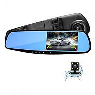 Bộ Đôi 2 Camera Gương Hành Trình trước và sau HD 1080 - Blackbox HDR thumbnail
