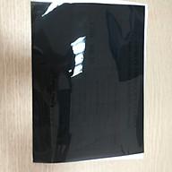 1m2 Phim cách nhiệt cửa sổ Hàn Quốc màu đen sẫm Anygard CDR BK 20 thumbnail