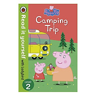 Peppa Pig Camping Trip - Read it yourself with Ladybird Level 2 - Read It Yourself (Paperback) thumbnail