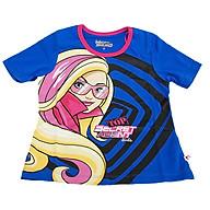 Áo Thun Tay Ngắn Tay Bé Gái Barbie B-5639-08 thumbnail