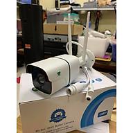 Camera Camhi Wifi CH-WBL-M100 có mic thu âm và hồng ngoại quay đêm thumbnail