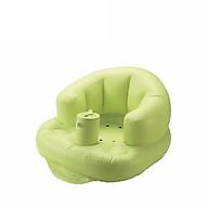 Ghế hơi màu xanh cho bé tập ngồi thumbnail