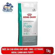 Thức Ăn Cho Chó Royal Canin Mini Puppy thumbnail