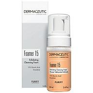 Sữa rửa mặt làm sạch da Dermaceutic Pháp - Foamer 15 thumbnail