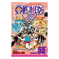 One Piece 55 - Tiếng Anh thumbnail