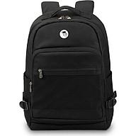 Balo laptop cao cấp 15.6 inch (Macbook 17inch) Mikkor The Eli Backpack chống thấm nước, ngăn đựng rộng rãi, ngăn đựng laptop riêng biệt, chống sốc, quai đeo vai được đệm foam PE dày êm thoải mái thumbnail