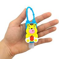 Dung Dịch Rửa Tay Nhanh Cleanwel 30ml - Hình Gấu (Mẫu Màu Giao Ngẫu Nhiên) thumbnail