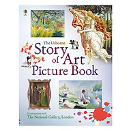 Usborne Story of Art Picture Book thumbnail