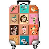 Túi bọc bảo vệ vali - Áo vỏ bọc vali H21 thumbnail