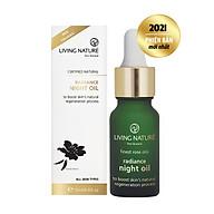 Dầu dưỡng da Living Nature Radiance Night Oil 18ml (Bản cập nhật 2021) thumbnail