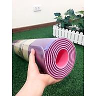 Thảm Tập Yoga 2 Lớp - Tặng Kèm Túi Đựng Thảm thumbnail