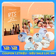 BTS Ước Mơ Không Chờ Đợi Ai (Sách Tặng Kèm Bộ Postcard CD BTS) thumbnail