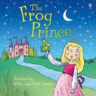 Usborne The Frog Prince (Illustrated by Mike and Carl Gordon) (Picture Books) thumbnail