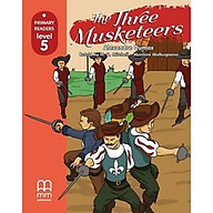 MM Publications The Three Musketeers S.B. (Without Cd Rom) British & American Edition thumbnail