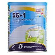 Sữa dê công thức DG-1 Goat Milk Infant Formula thumbnail