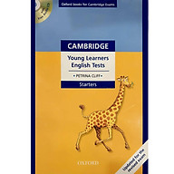 Cambridge Young Learners English Tests, Revised Edition Starters Student s Book And Audio CD Pack thumbnail