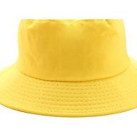 Mũ Tai Bèo Bucket Trơn - Vàng thumbnail