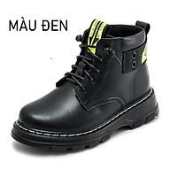 Giày cao cổ da bò cho học sinh nam nữ 2021 mẫu mới phiên bản Hàn Quốc Mã J05 thumbnail