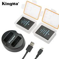Combo pin sạc Kingma cho Nikon EN-EL14, Hàng chính hãng thumbnail