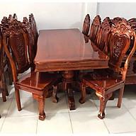 Bàn ăn 8 ghế gỗ Tràm... thumbnail
