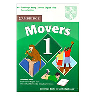 Cambridge Young Learner English Test Movers 1 Student Book thumbnail