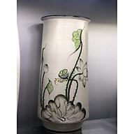 Bình Cắm Hoa Gốm Họa Tiết thumbnail