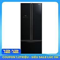 Tủ lạnh Hitachi Inverter 415 lít R-FWB490PGV9-GBK - HÀNG CHÍNH HÃNG thumbnail