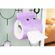 Túi treo tường đựng giấy vệ sinh chống ướt ngộ nghĩnh đáng yêu thumbnail