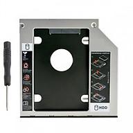 Khay Caddy Bay Đựng HDD, SSD 12,7mm - Phụ Kiện Cho Laptop thumbnail