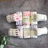 Khăn mặt lông cừu cao cấp xuất Hàn 70x140cm siều mềm mịn thấm hút siêu tốt-sét 5 chiếc thumbnail