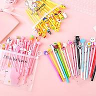 COMBO 10 túi 20 bút nhiều hình siêu cute nguồn hàng giá rẻ thumbnail