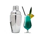 Bình Lắc Cocktail Shaker 550ml Inox Dày Pha Chế Trà Sữa, Cocktail, Cafe thumbnail