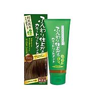 Brain Cosmos hair color treatment brown 200g Japan thumbnail
