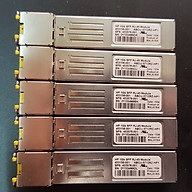 Module đồng HP 1G SFP RJ45 T hàng chính hãng thumbnail